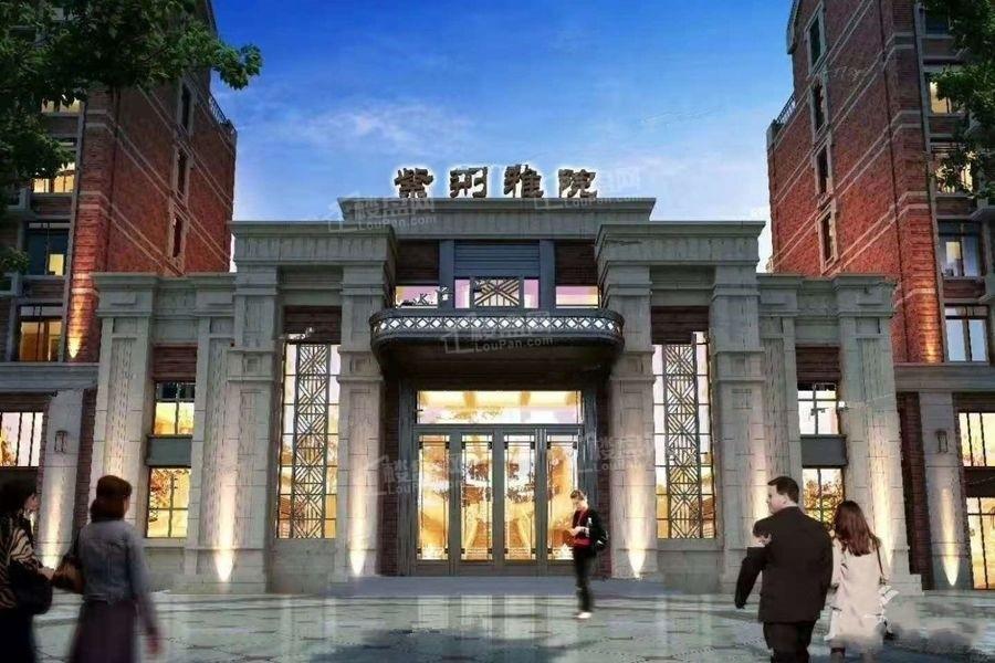 華南城·紫荊雅院效果圖