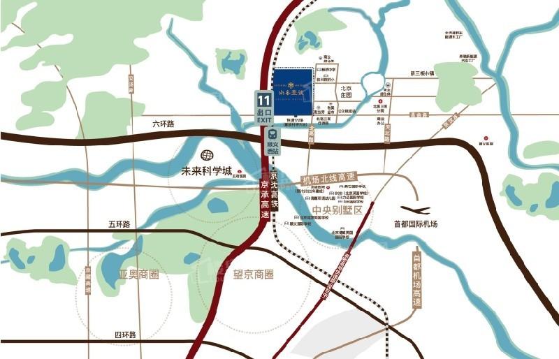 尚峯壹號位置图