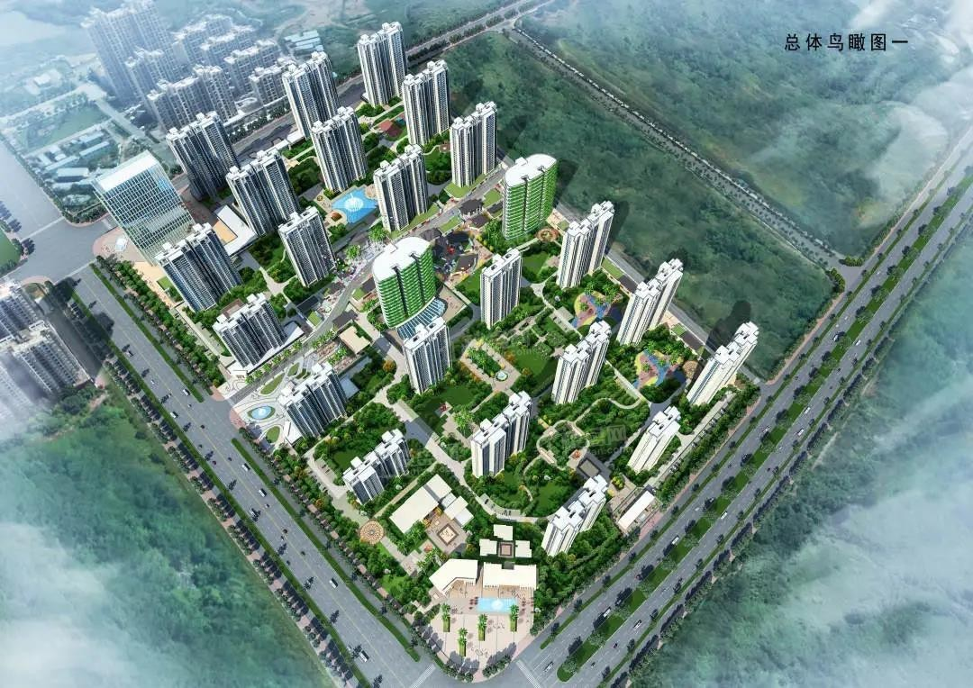 玺宇·悦城国际效果图