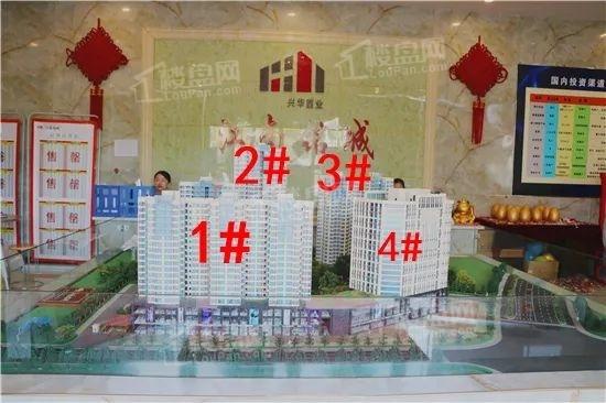江南铭城实景图