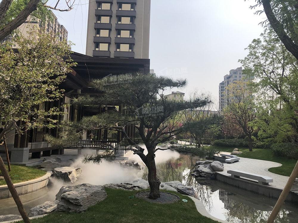 泰禾西府大院实景图