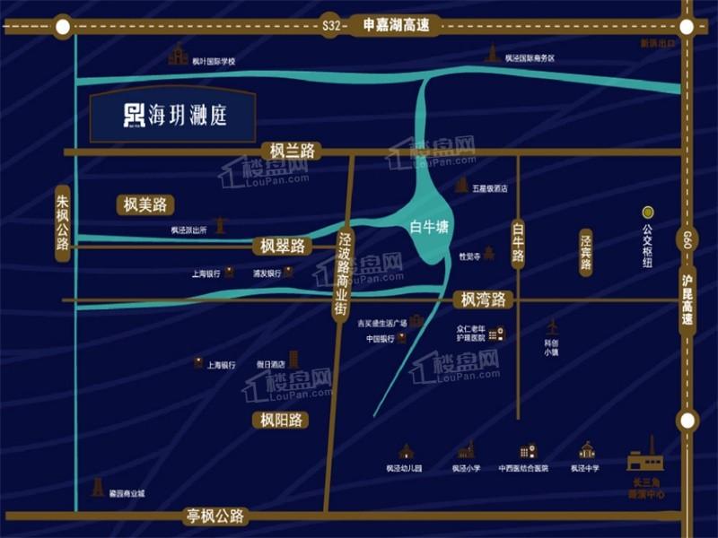海玥瀜庭效果图