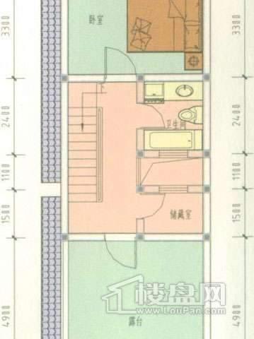 天籁家园户型图