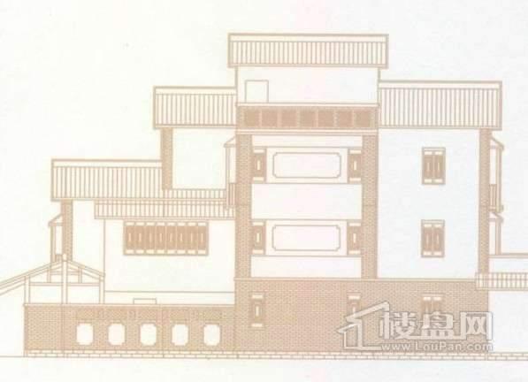丽江天堂户型图