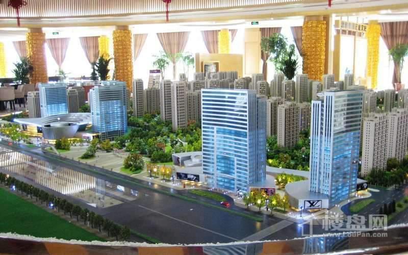 鲁商松江新城实景图