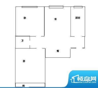 祥德苑 户型图面积:0.00m平米