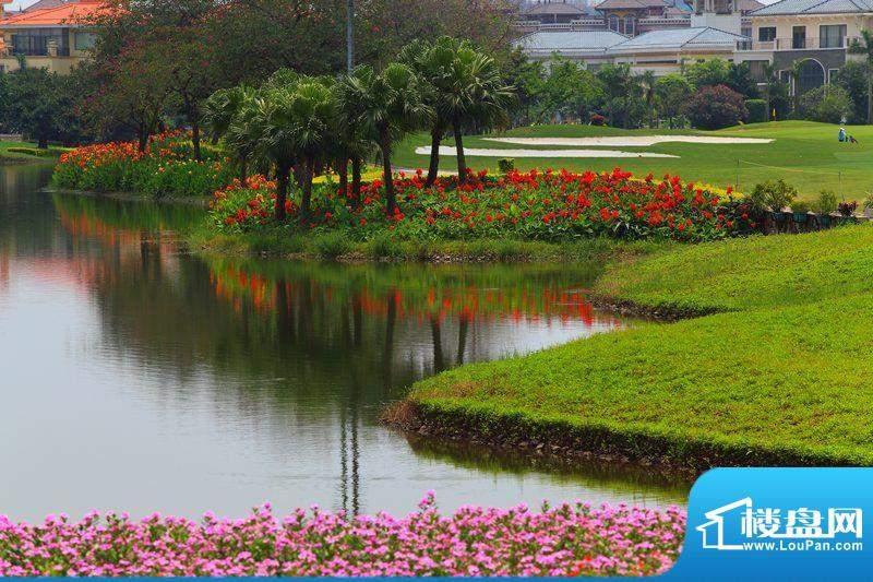 美的君兰江山高尔夫球场园林(2012-03)