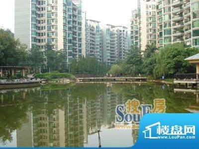 华南新城外景图