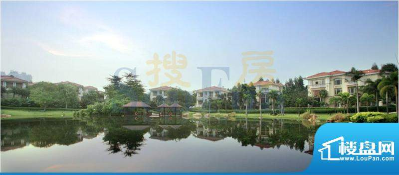 汇景新城实景图(10年7月)