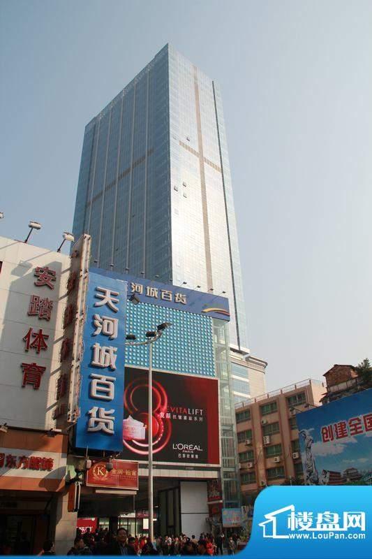 金润铂宫实景图2011.12.22