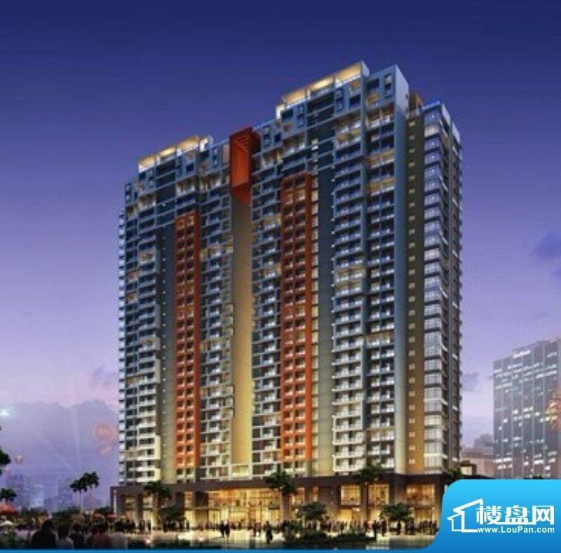 新中源国际商务公寓效果图