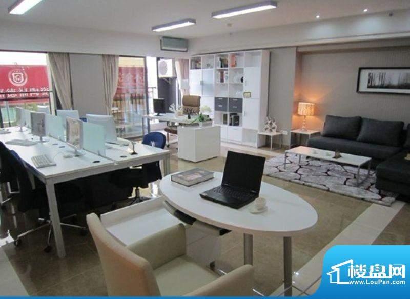 新中源国际商务公寓实景图(2012-03)