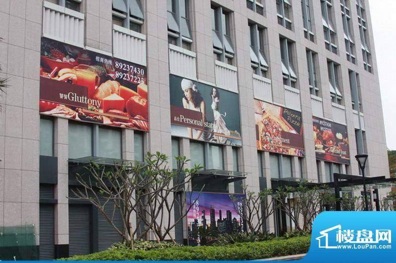 邦泰国际公寓小区实景(2010.5)