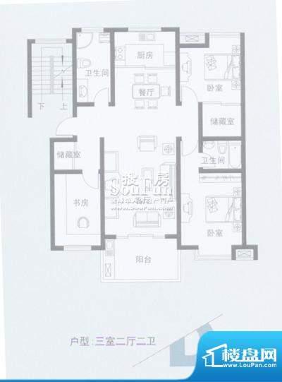 万锦花苑2面积:0.00平米