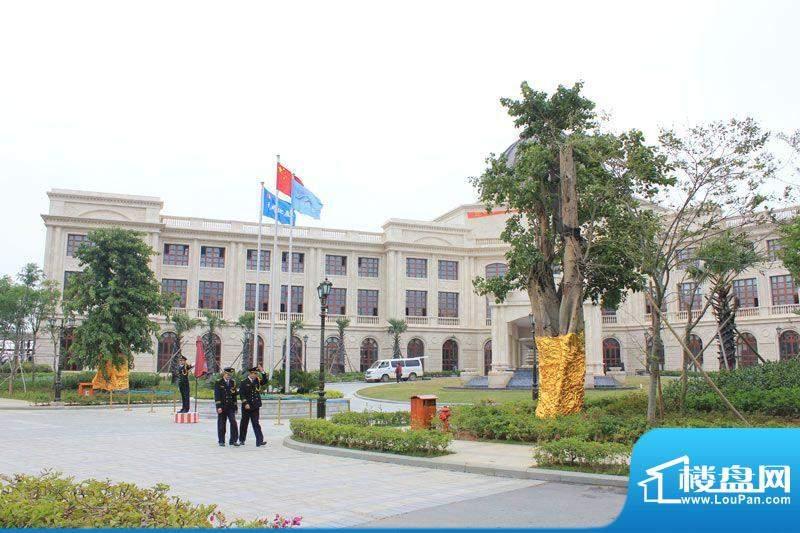 天隆·三千海项目会所实景(2011-12-07