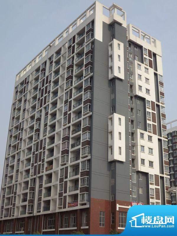三清园项目沿西藏路实景图20120411