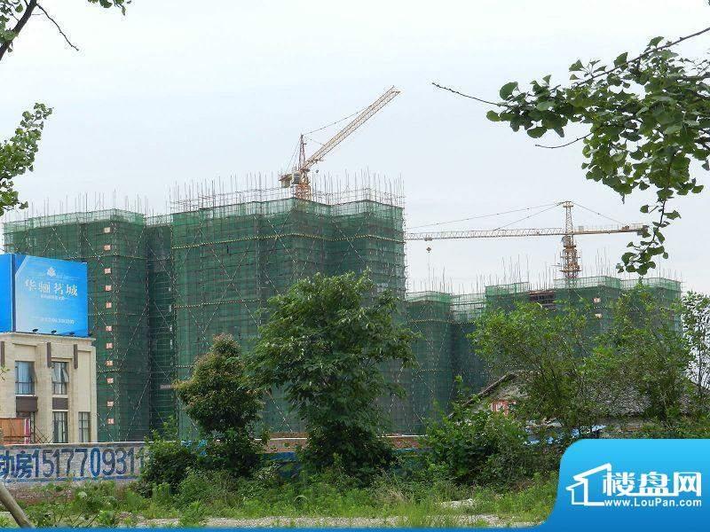 华骊茗城小区实景(2012.06)
