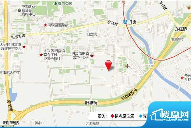东亚·五环国际交通图
