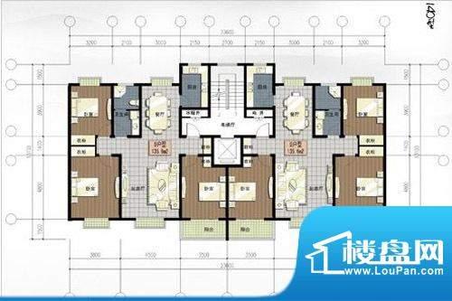 东营书香门第高层14面积:0.00m平米