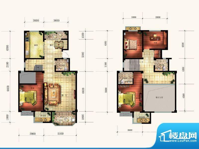 富庭大第一期8号楼和面积:0.00平米