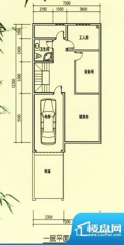 天同宜江南联排别墅面积:0.00平米