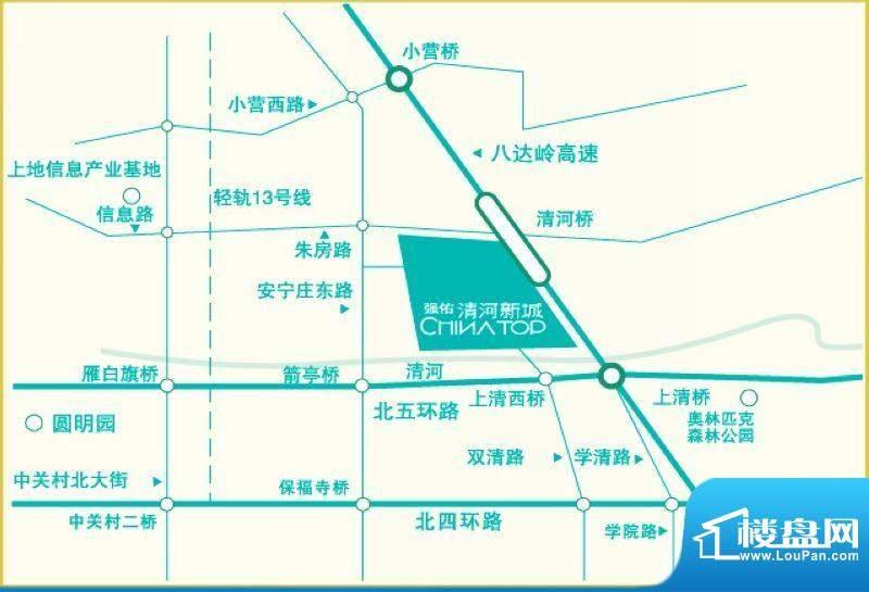 强佑·府学上院交通图