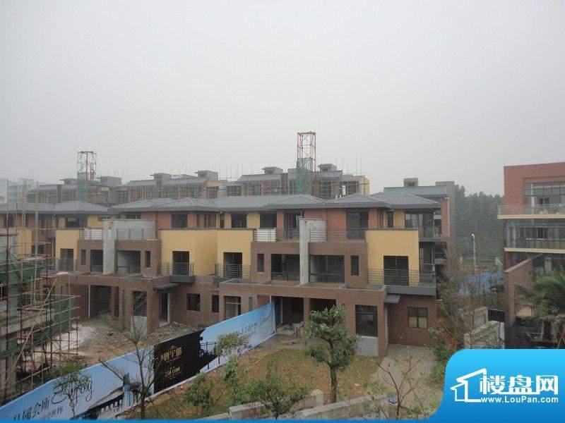长城·唐宁郡实景图