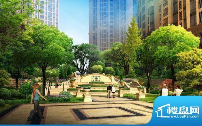 蓝润·十年城效果图