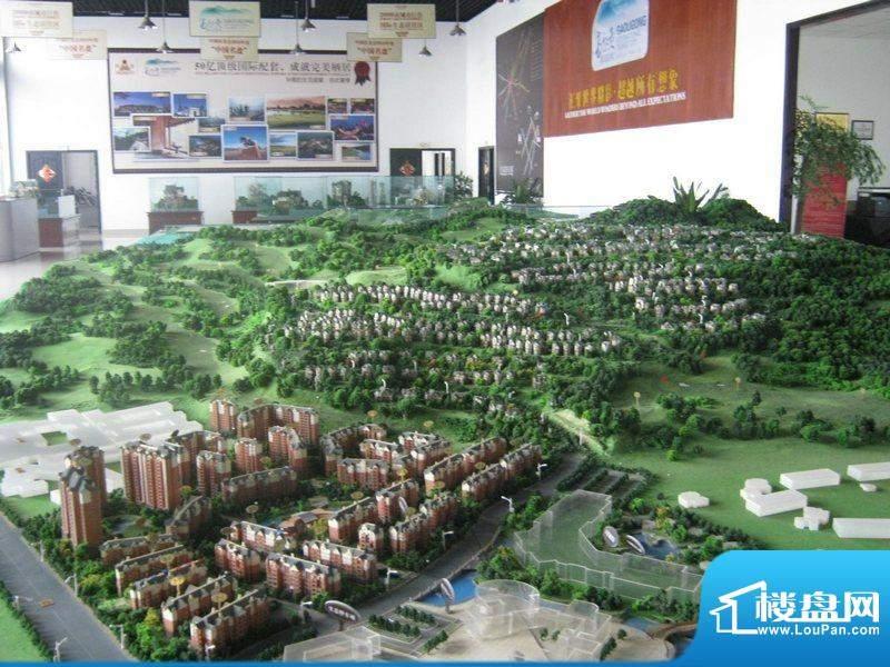 高黎贡国际旅游城交通图