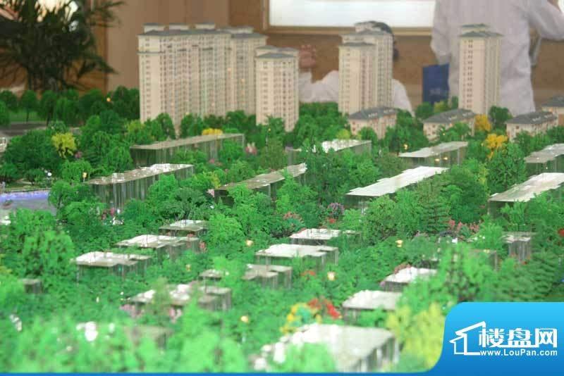 中央公园城效果图