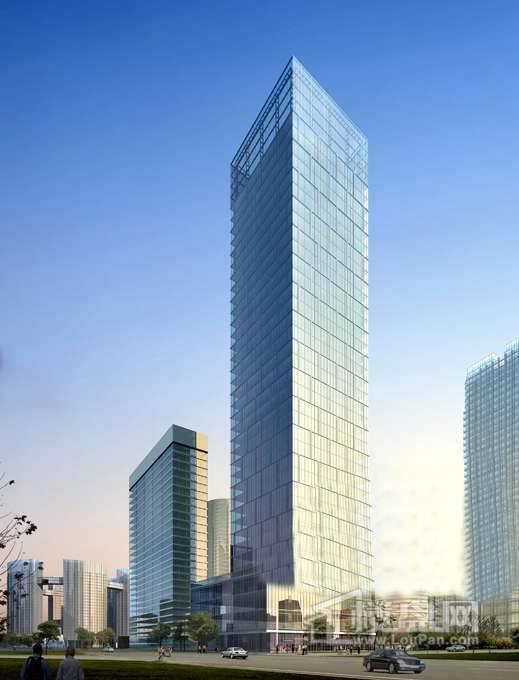 圣奥中央商务大厦效果图