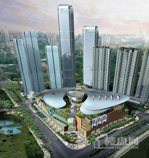 杭州·万象城效果图