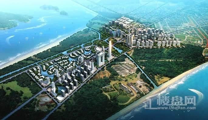 南武汉企业特区效果图