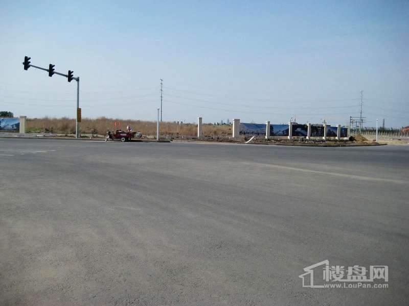 恒祥枫丹郡实景图