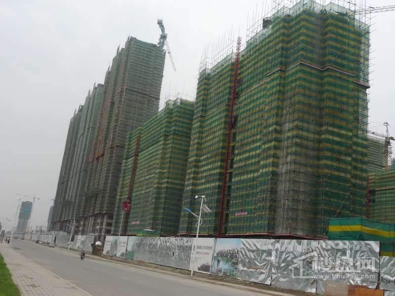 广电佳园实景图