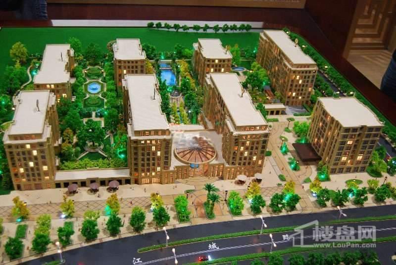 赛丽绿城·丽园实景图