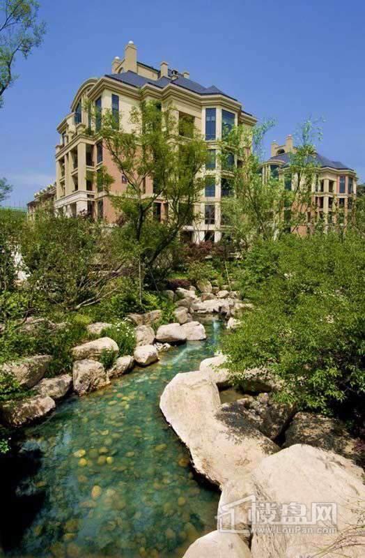 绿城·紫桂公寓实景图