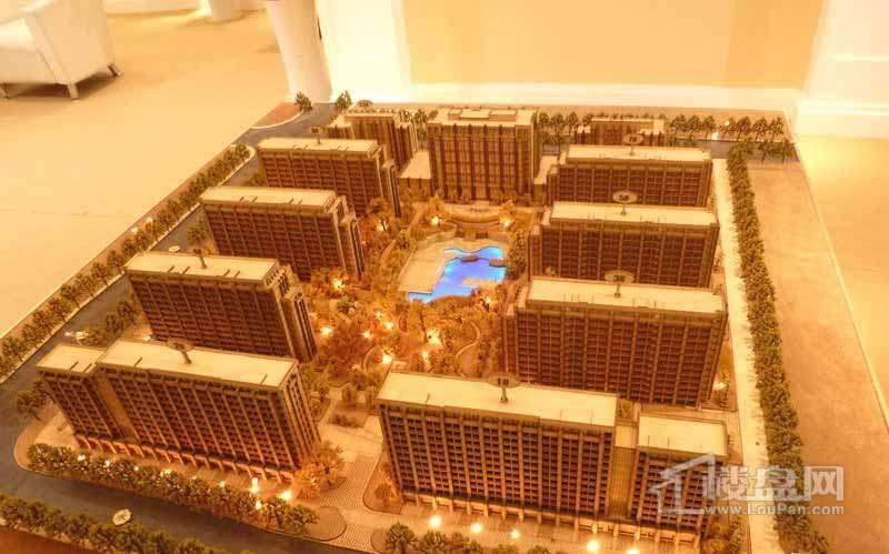 泰地·北上新城实景图