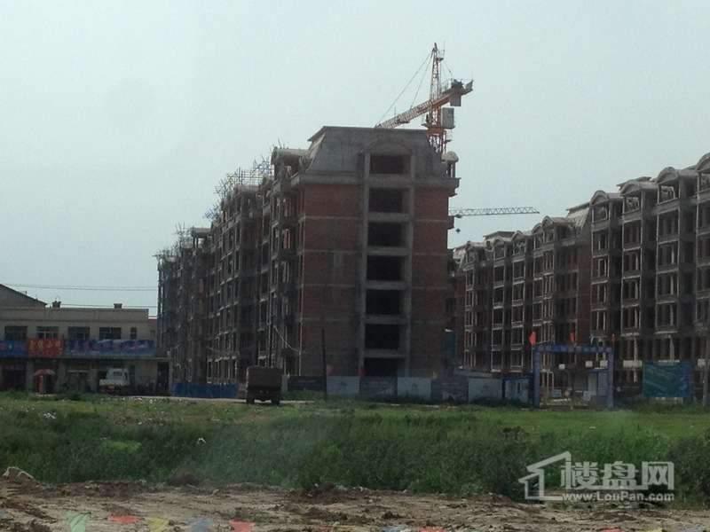 财富东城实景图