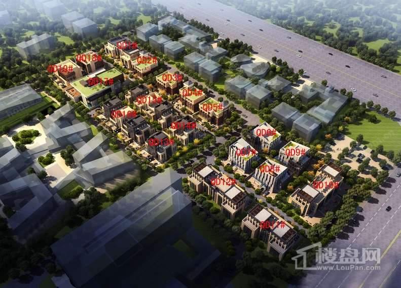 哈尔滨广告产业园实景图