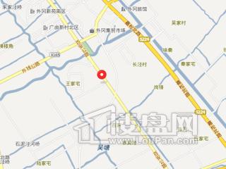 路劲北郊庄园交通图