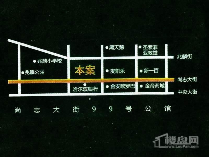 99号公馆交通图