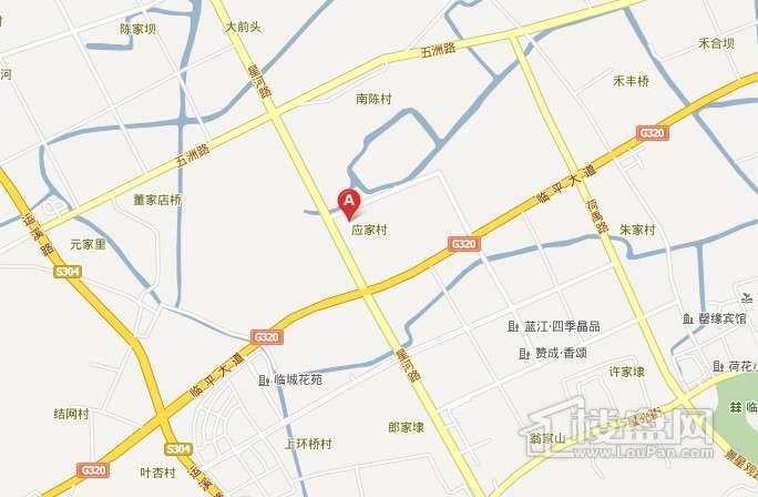 众安·理想湾交通图
