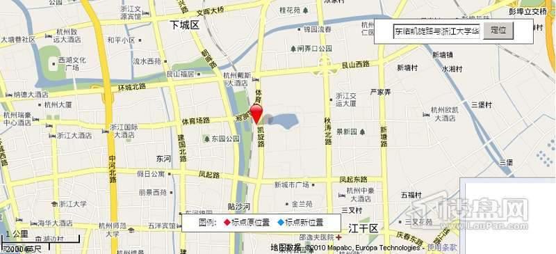 紫玉公馆(商铺)交通图