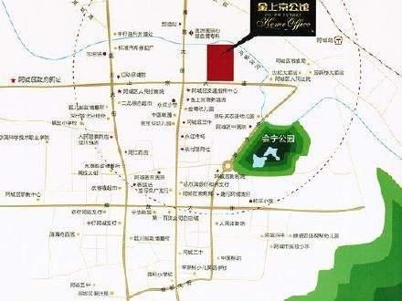 金上京公馆位置图