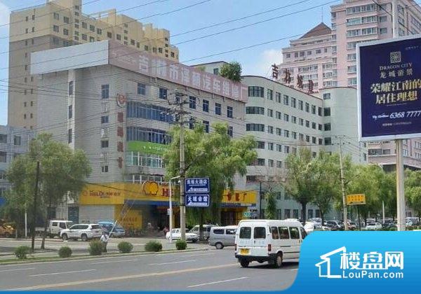 江南印刷厂住宅楼