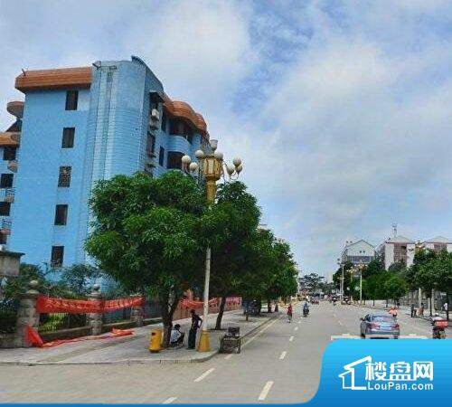 柳江政府大院