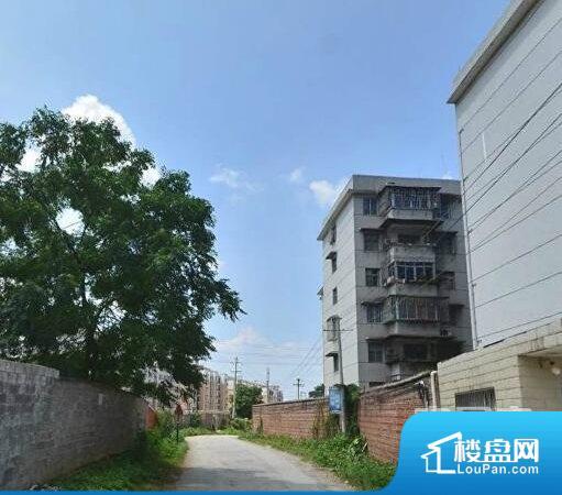 广西水工机械厂生活区