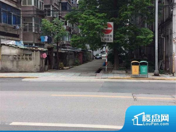 南钢三村小区