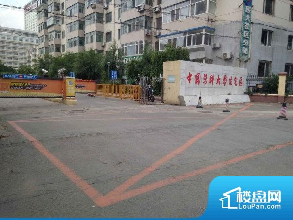 中国医科大学住宅区
